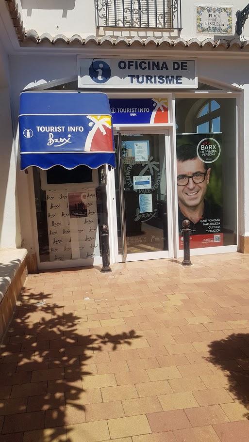 Oficina de Turismo de Barx